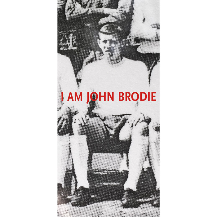 breaking ground: I am john brodie